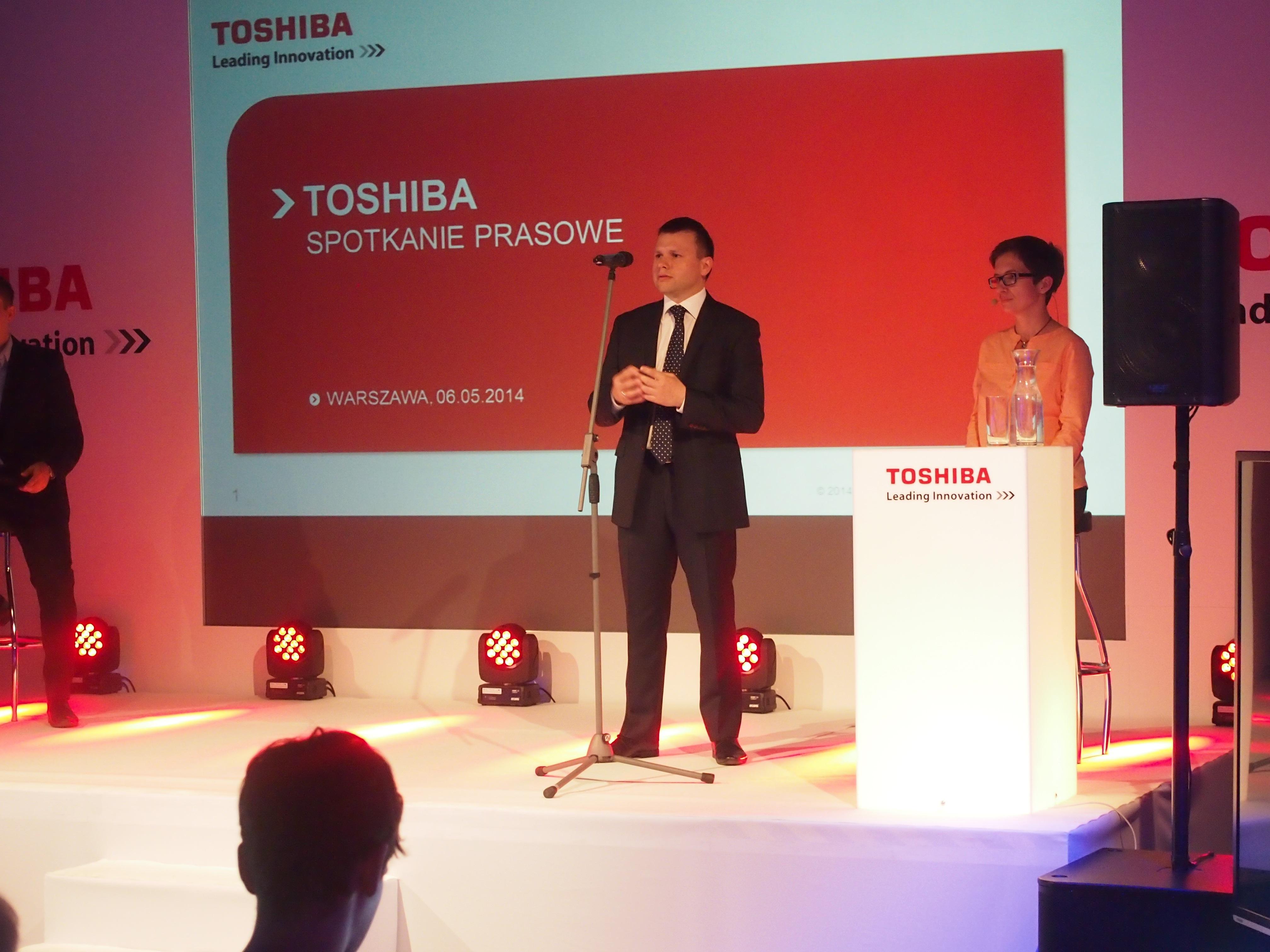 Nowe portfolio Toshiby