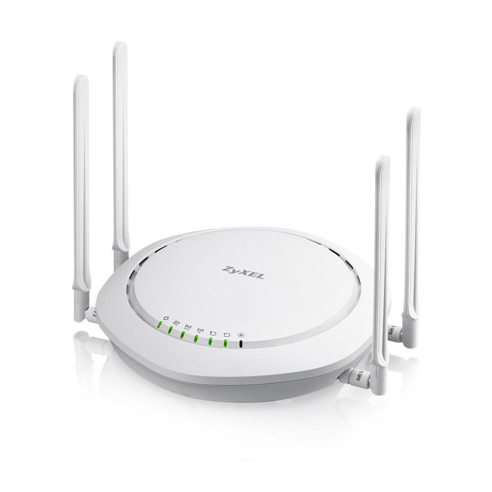 ZyXEL: Wi-Fi odporne na zakłócenia