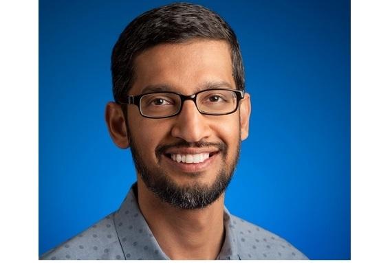 Sundar Pichai z Google to obecnie najlepiej opłacany CEO na świecie