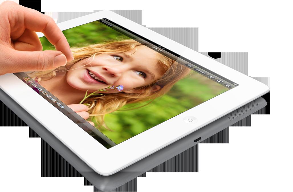 Apple podwoił pamięć w iPadzie