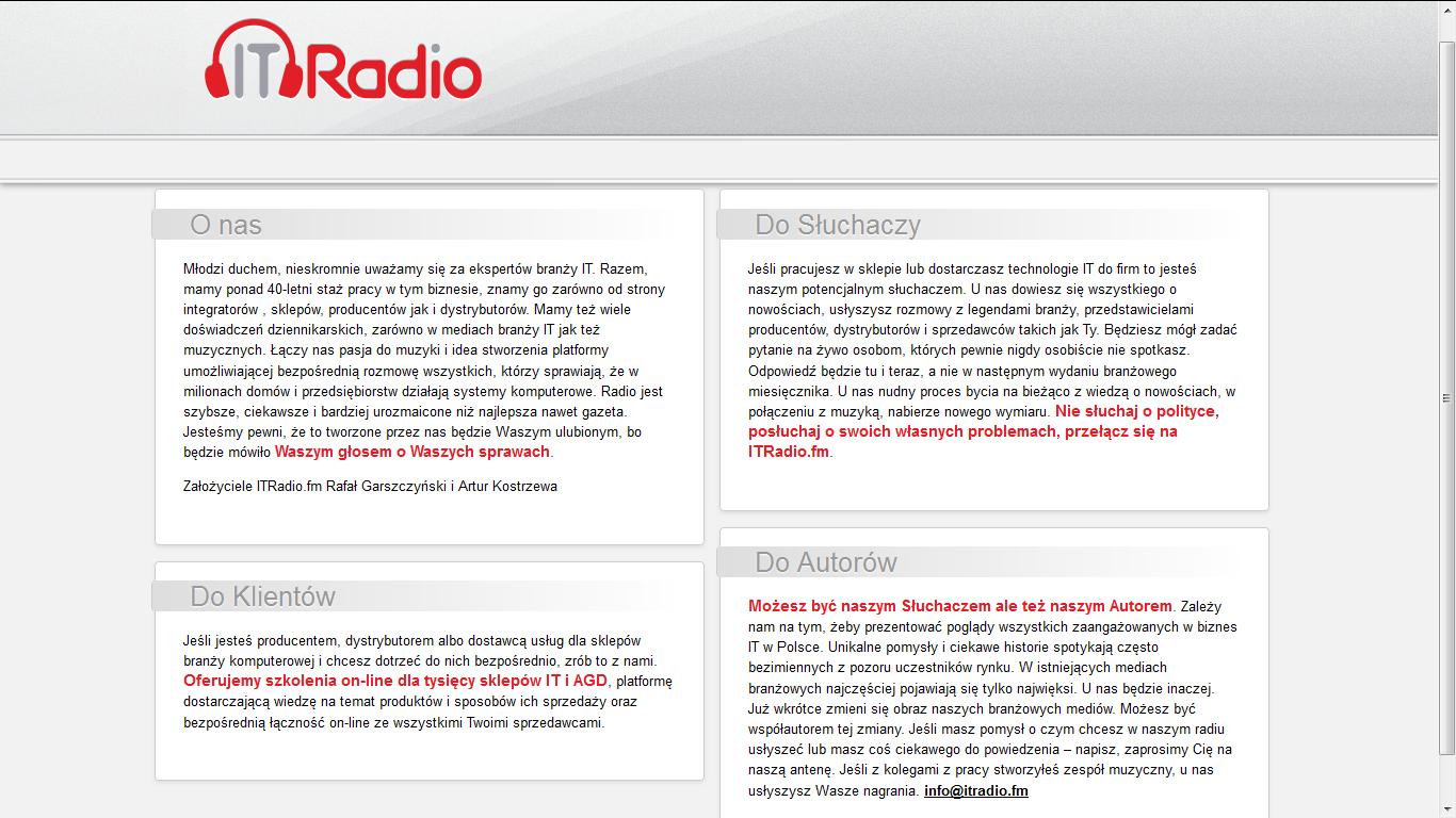 Rusza radio dla resellerów