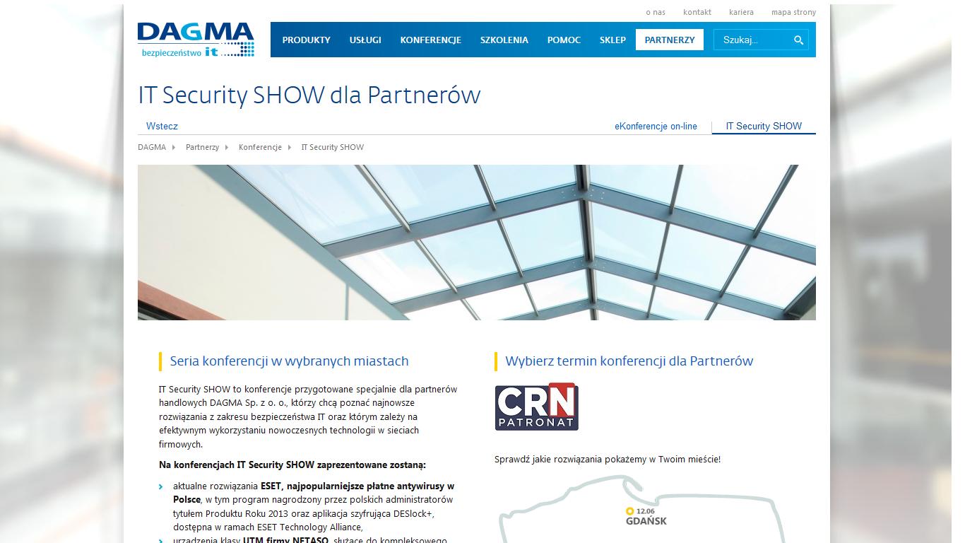 Dagma: ruszył IT Security Show