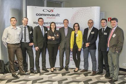 CommVault z nowym modelem licencyjnym