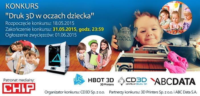 Nowa inicjatywa: najmłodsi poznają druk 3D