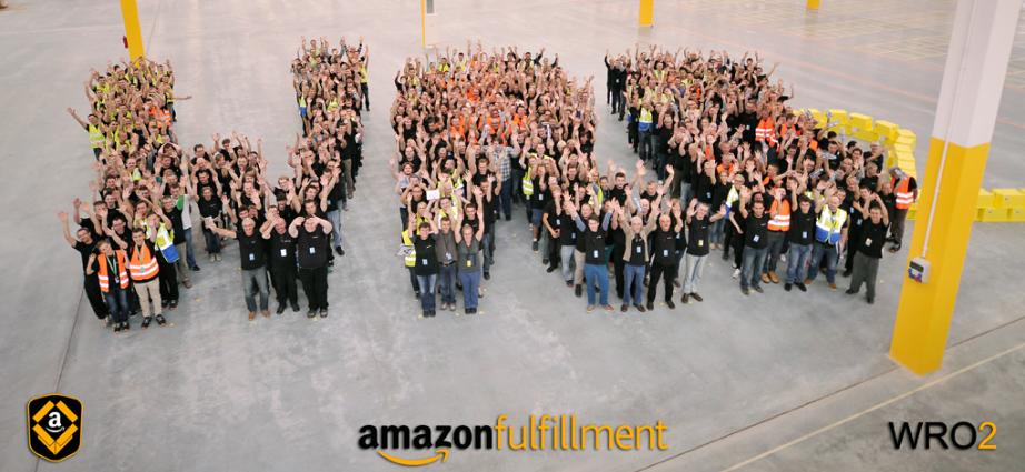 Amazon: polskie centra muszą obsłużyć Niemcy