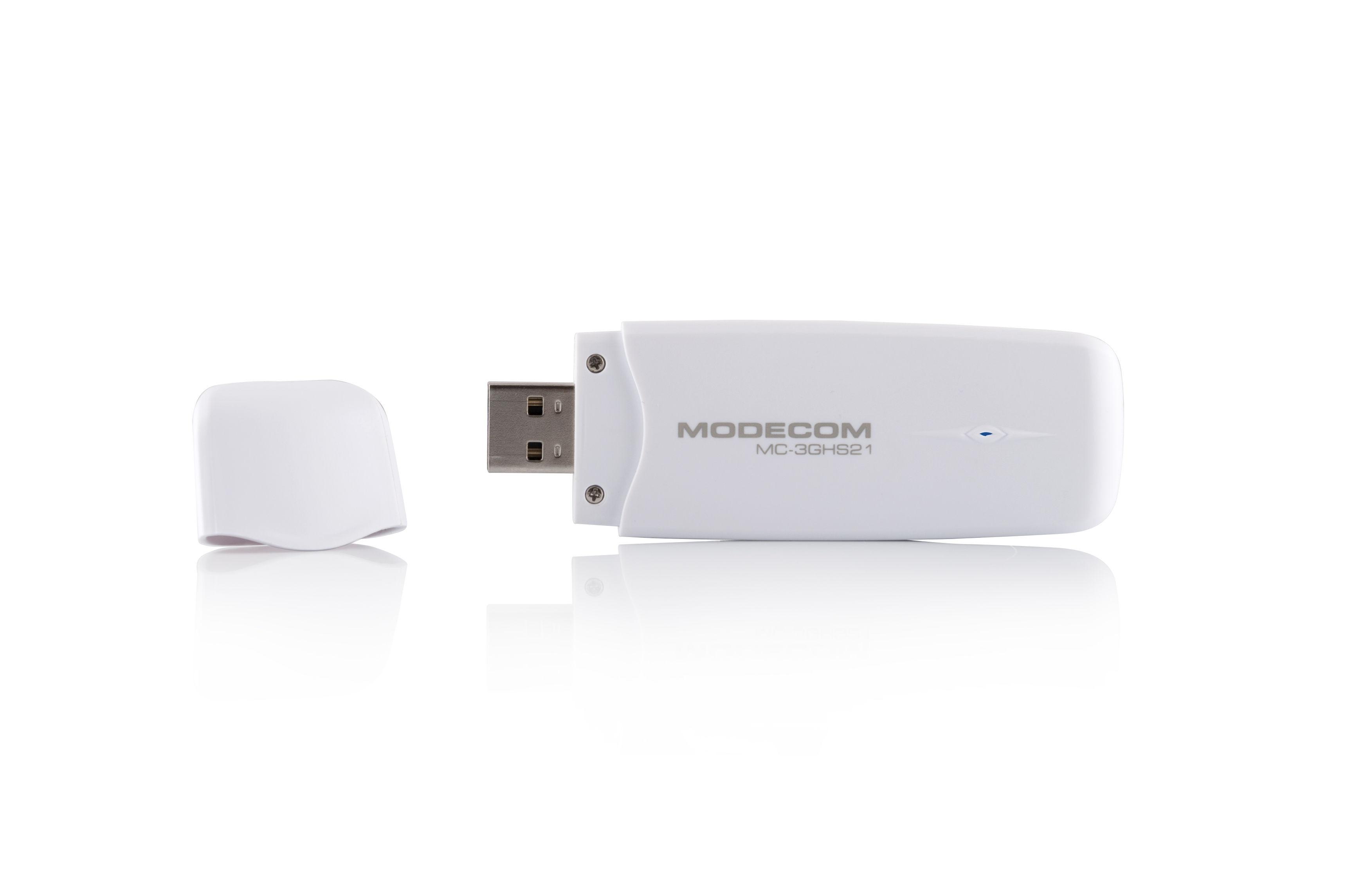 Modecom: FreeNet, czyli modem 3G