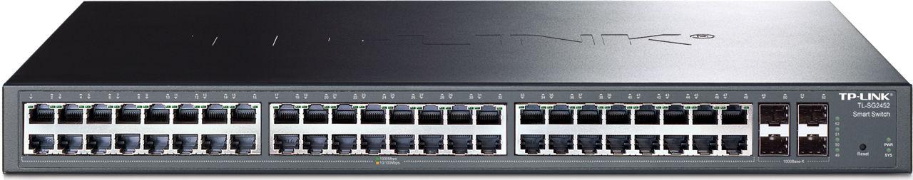 TP-Link: przełącznik z 48 portami