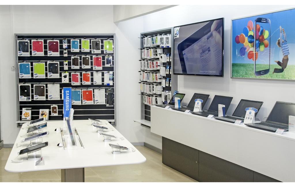 Strefy Samsunga w sieciach sklepów Vobis