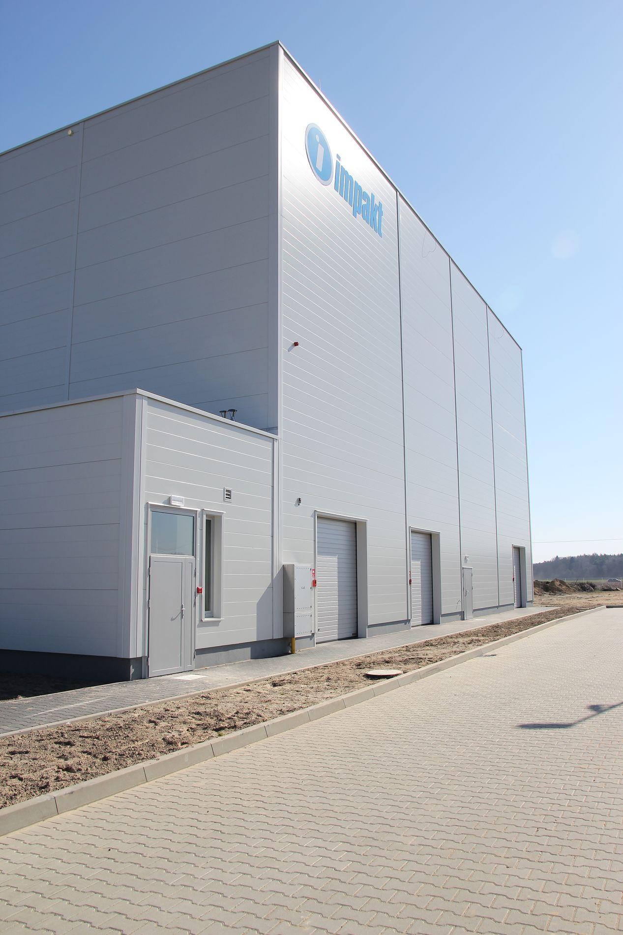Impakt ma nowe centrum logistyczne