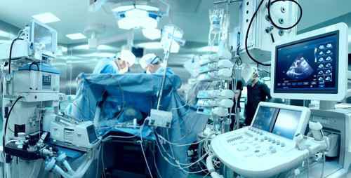 Szpitalne centrum danych: kompromisy niemile widziane
