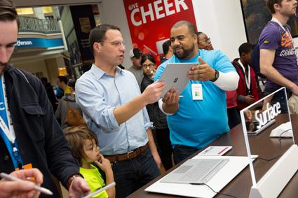Dobre wyniki sprzedaży Surface'a