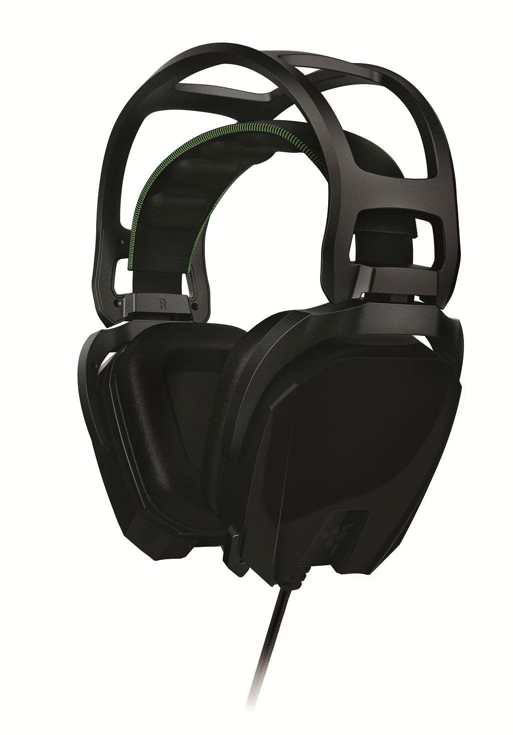 Razer: słuchawki z systemem surround 7.1 i stereo 2.2