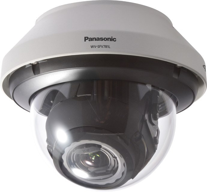 Panasonic: monitoring w 4K
