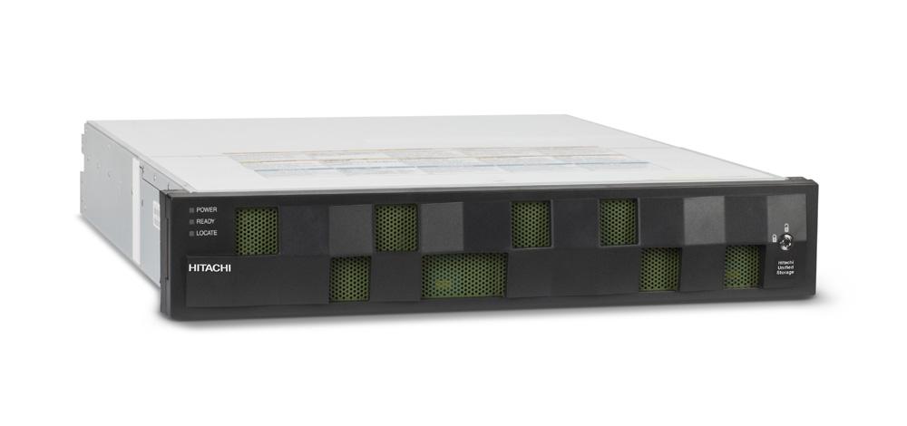Hitachi: nowy system pamięci masowej