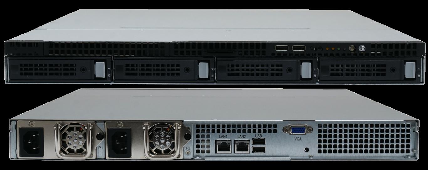Qsan: serwer plików w 1U