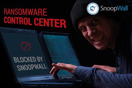 SnoopWall: skuteczna ochrona przed ransomware i spear phishing