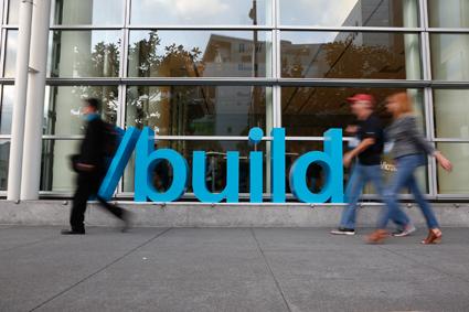 Microsoft Build Developer Conference 2016