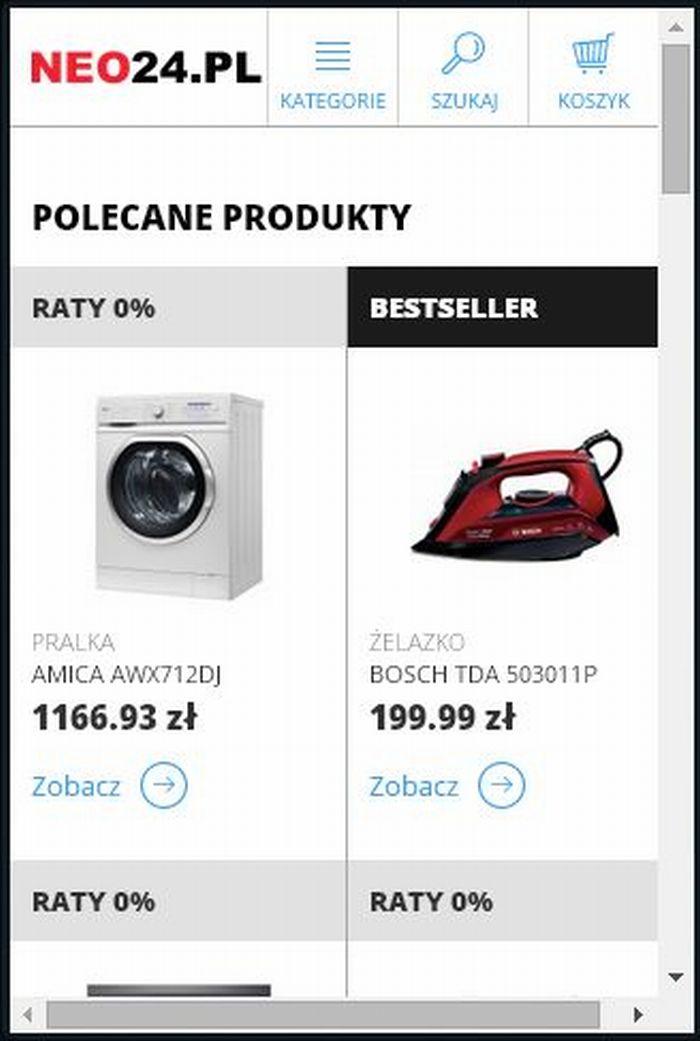 Neo24.pl bardziej mobilny