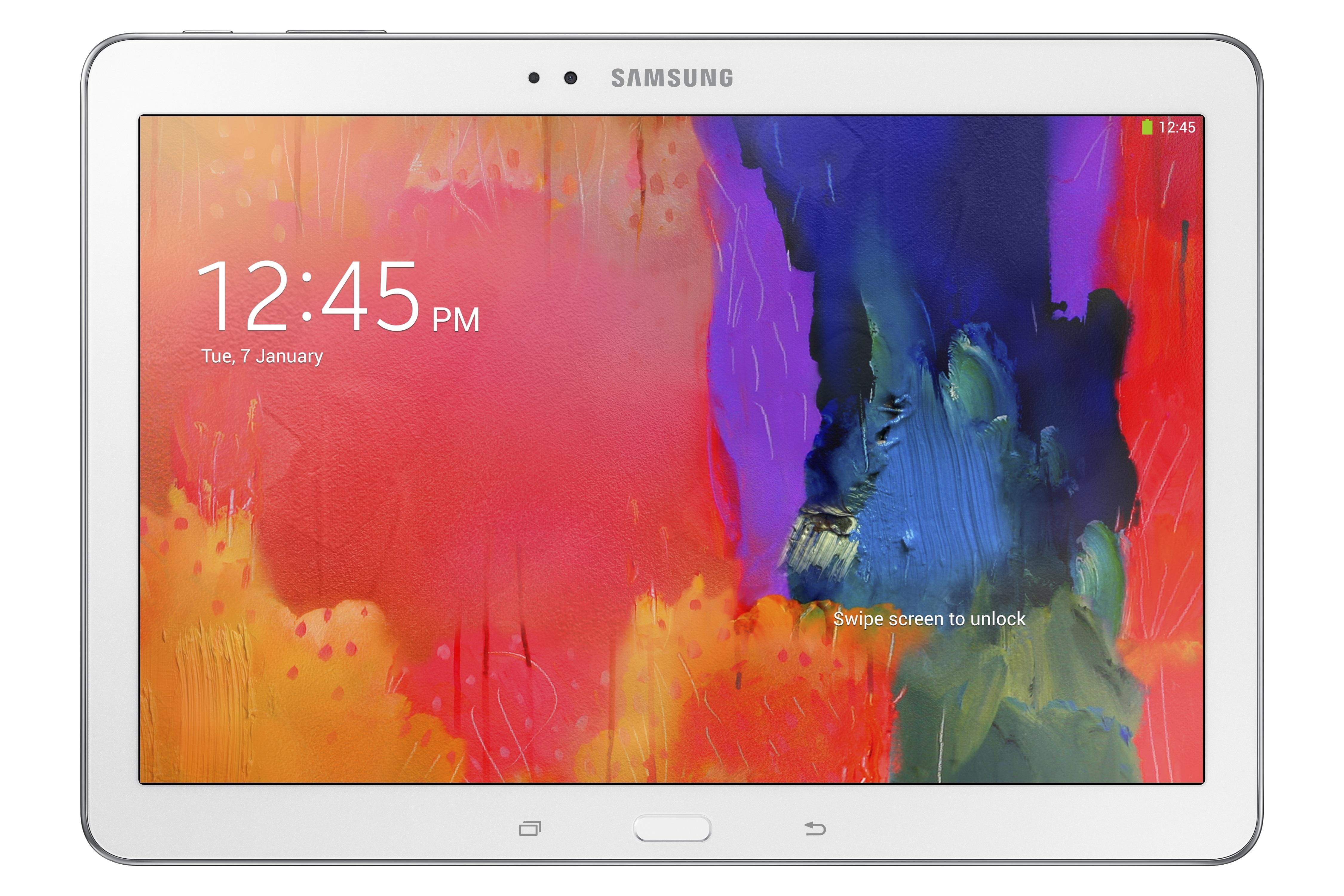 Samsung: tablety z ekranem WQXGA