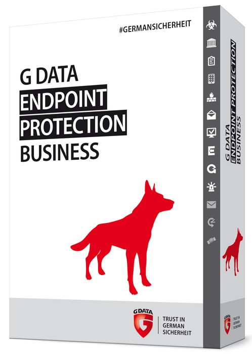 G Data Business 13 do ochrony firm