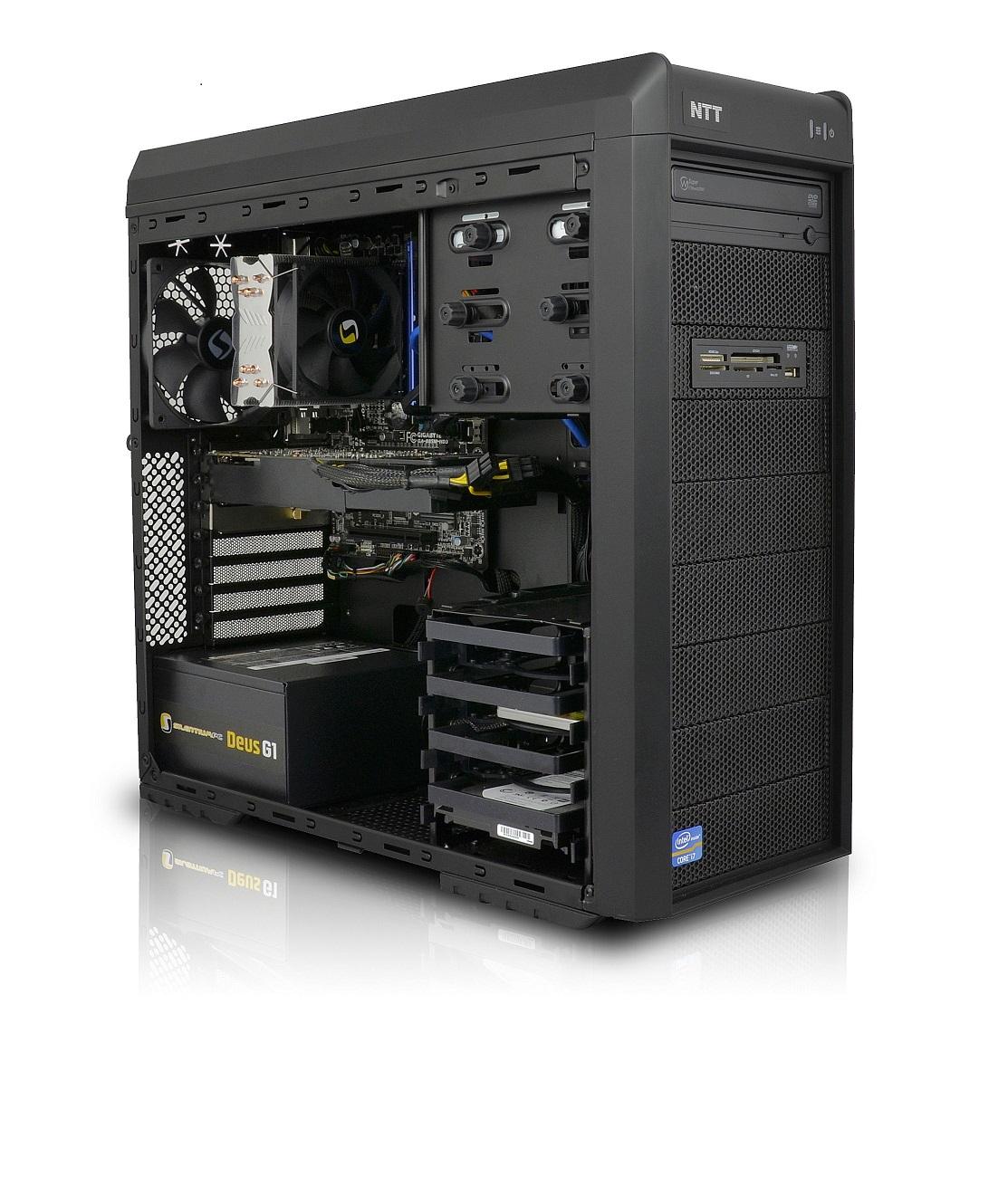 NTT: kolejny desktop z limitowanej serii
