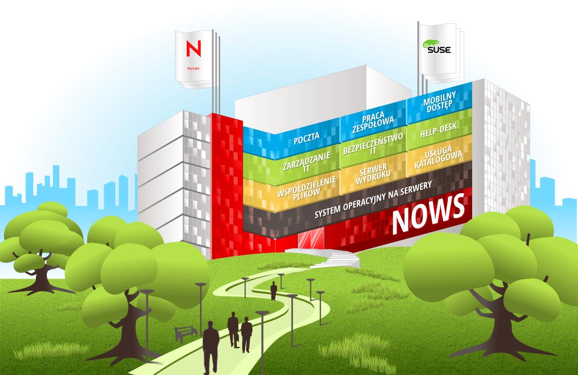 NOWS usprawnia pracę warszawskiej kancelarii