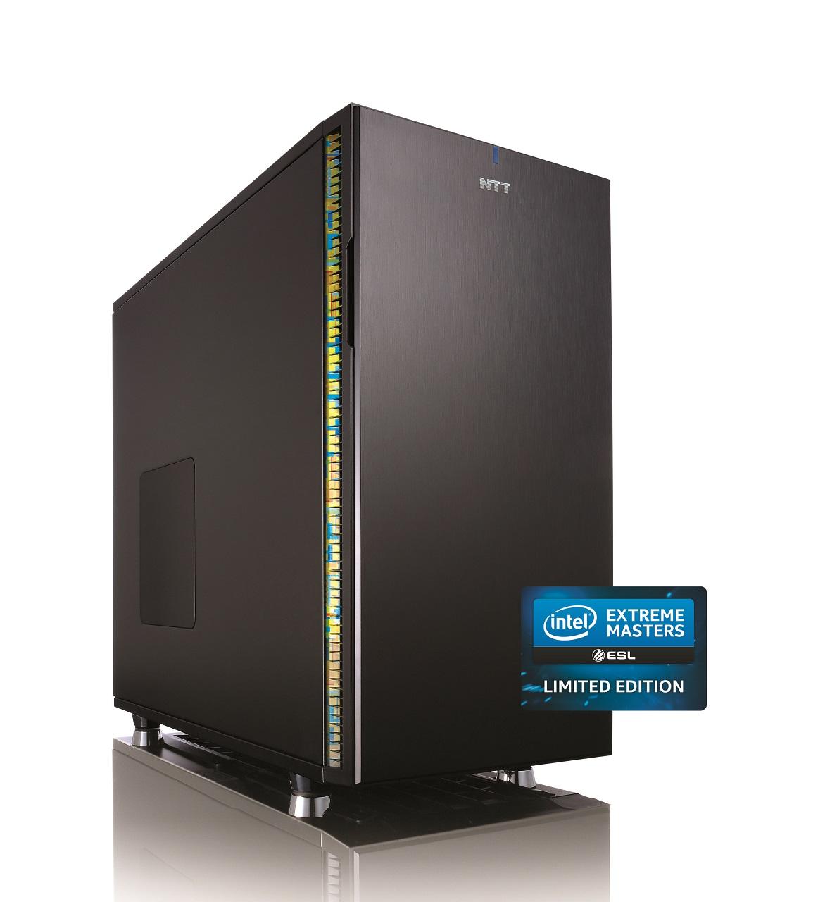 NTT: 8 konfiguracji na Intel Extreme Masters