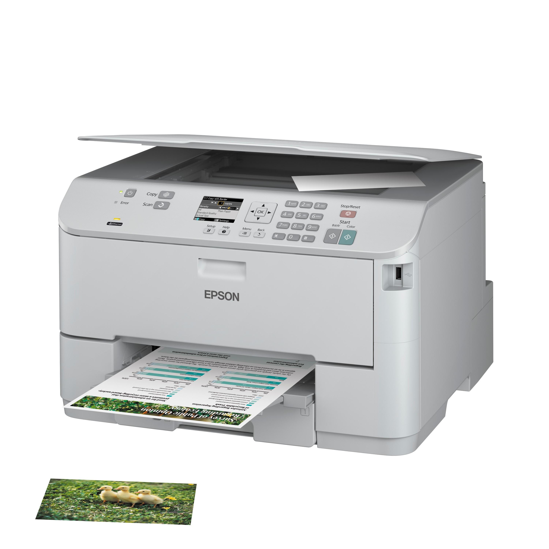 Epson: dłuższe gwarancje dla drukarek