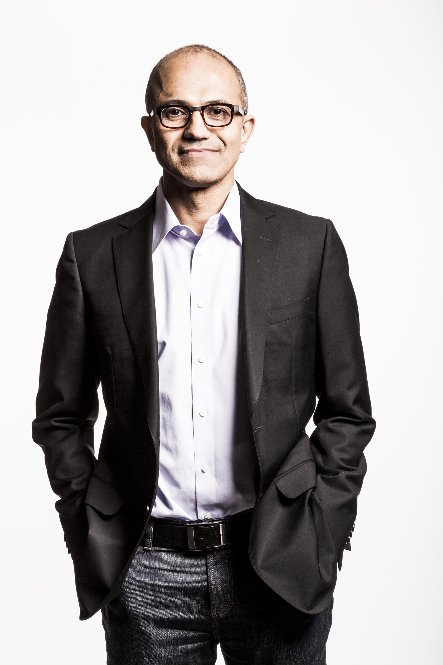 Szef Microsoftu: dane zmienią biznes