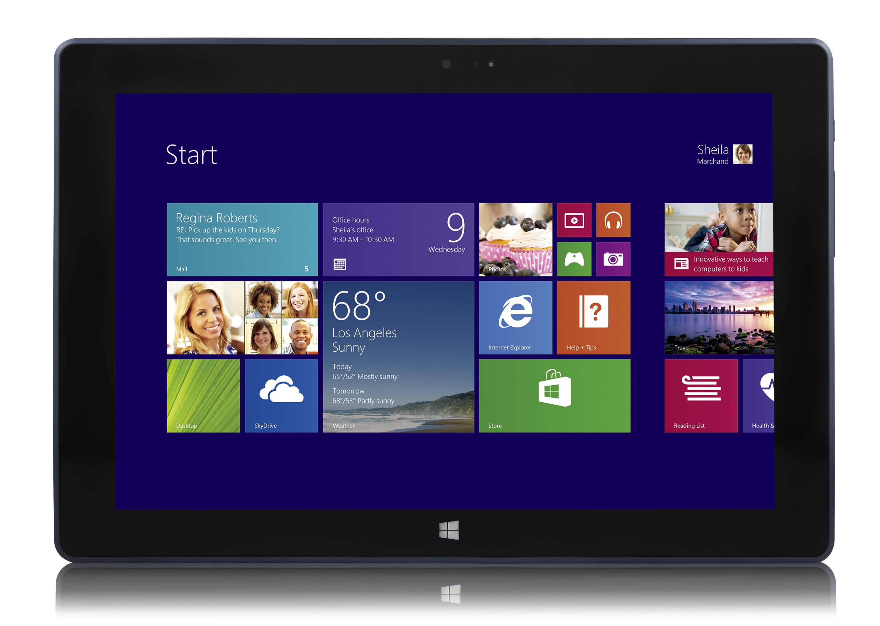 Prestigio dla firm: MultiPad z Windows 8.1 i wielkie AIO