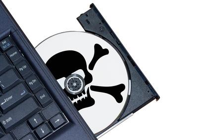 Policja znowu uderza w piratów w Krakowie