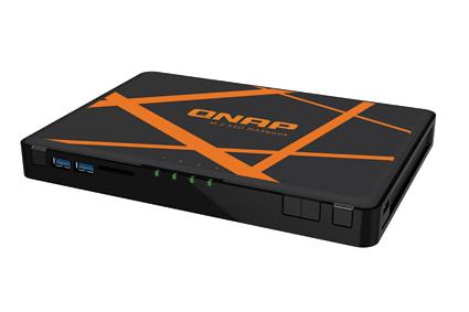 Serwery QNAP jako profesjonalne rejestratory wideo