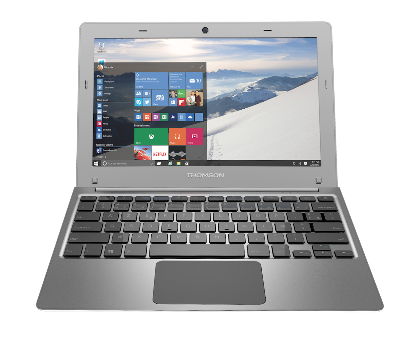 Thomson chce sprzedać w Polsce 1,5 mln tabletów i laptopów