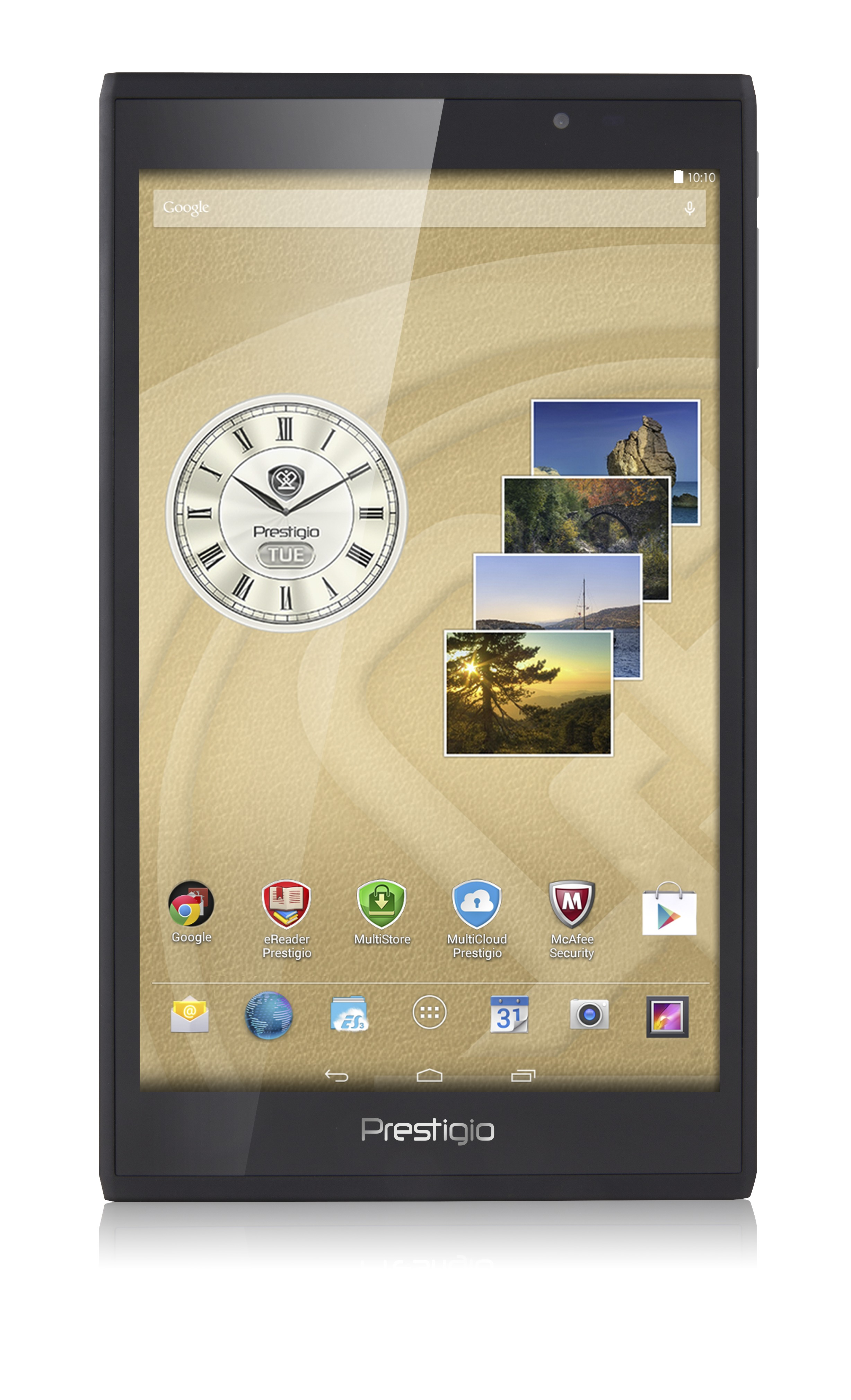 Prestigio: tablet z LTE dla biznesu