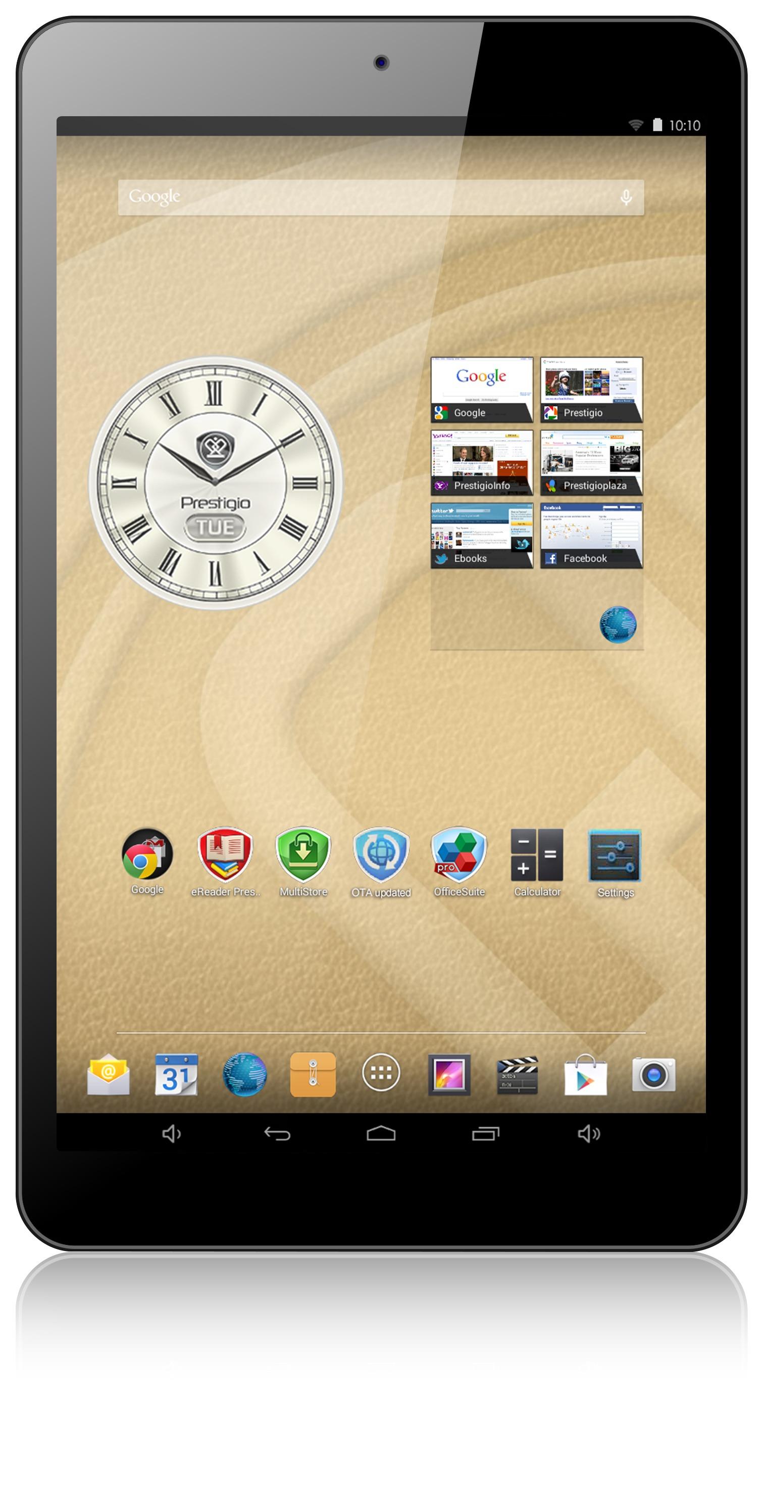 Prestigio: Wize, czyli nowy tablet