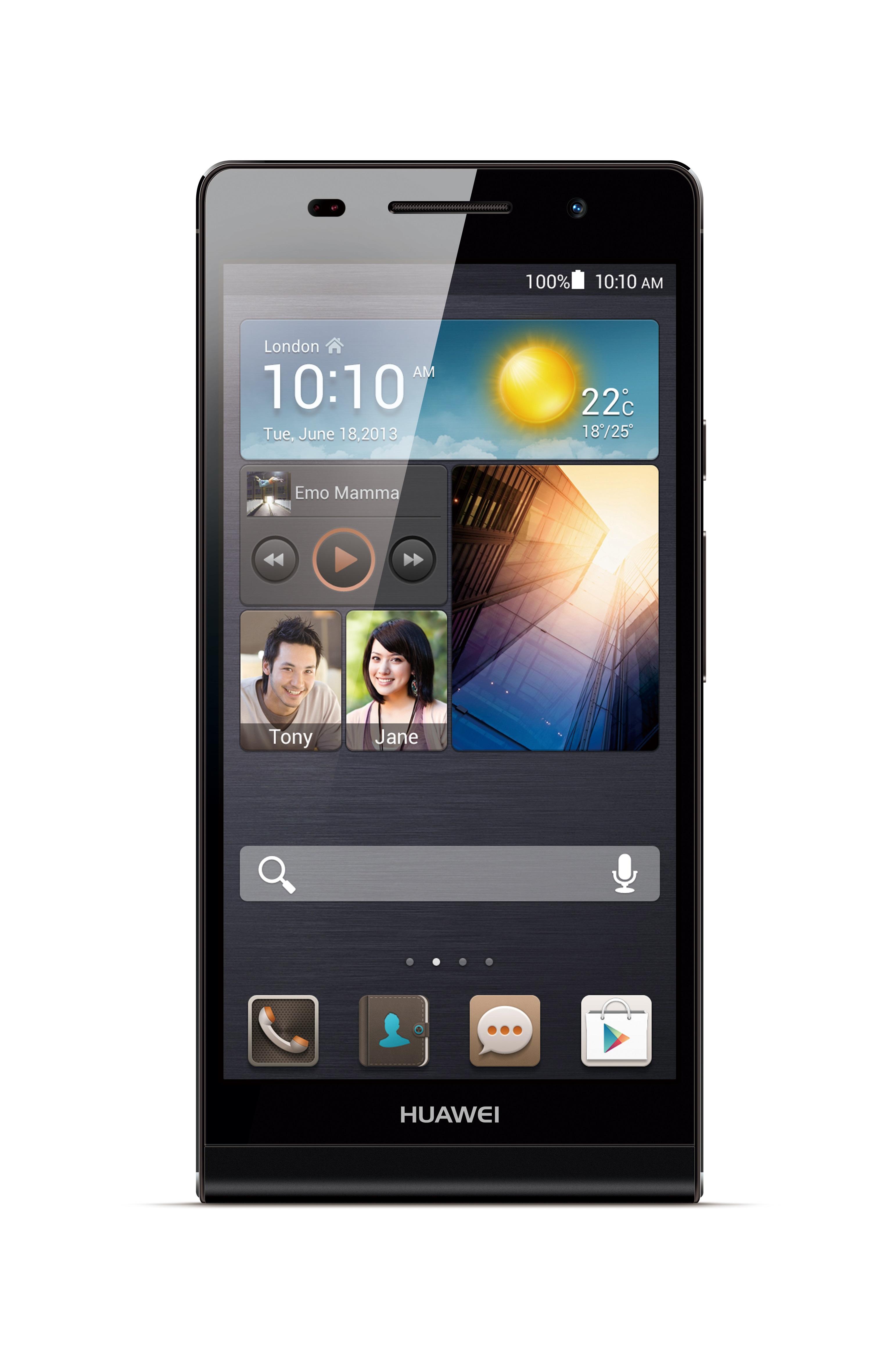 Smartphone Huawei na wyłączność w Sferisie