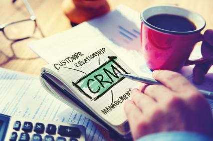 Sprzedaż CRM musi rosnąć