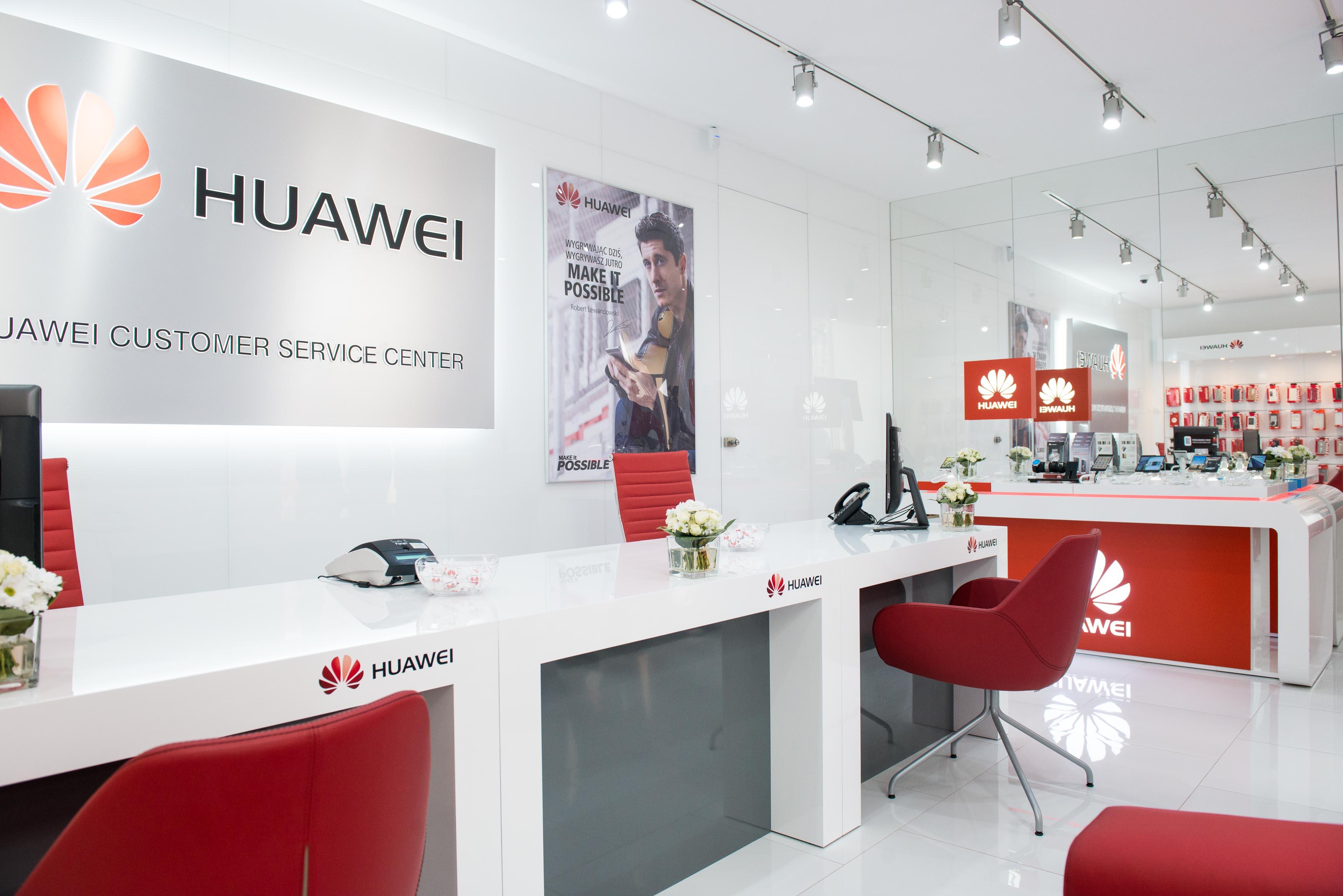 Huawei otworzy 15 tys. sklepów