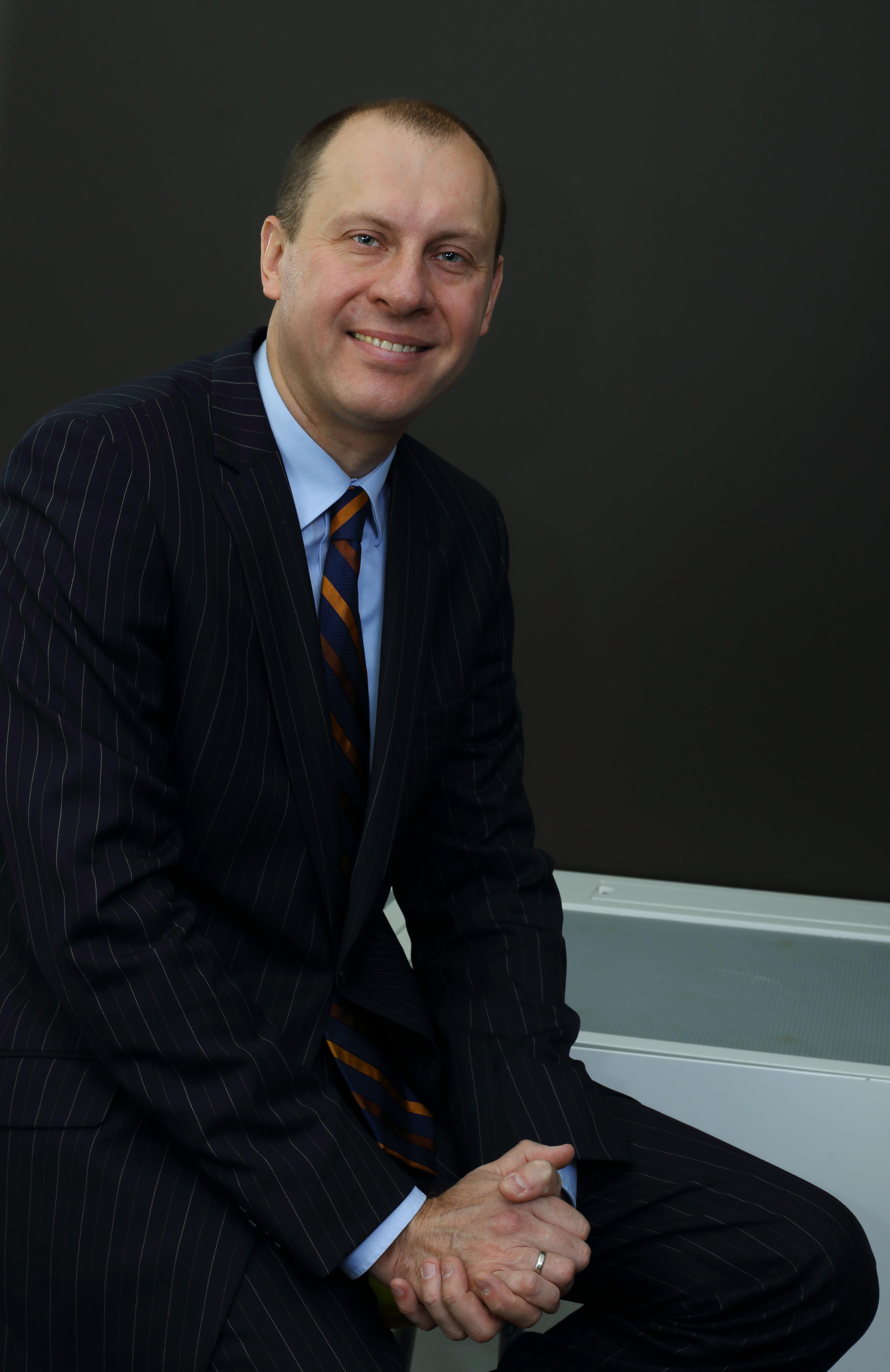 Jacek Żurowski dyrektorem zarządzającym HP Inc.