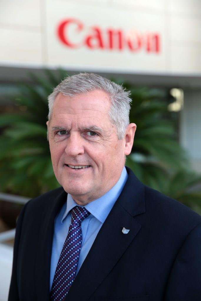 Nowy szef Canona w Polsce
