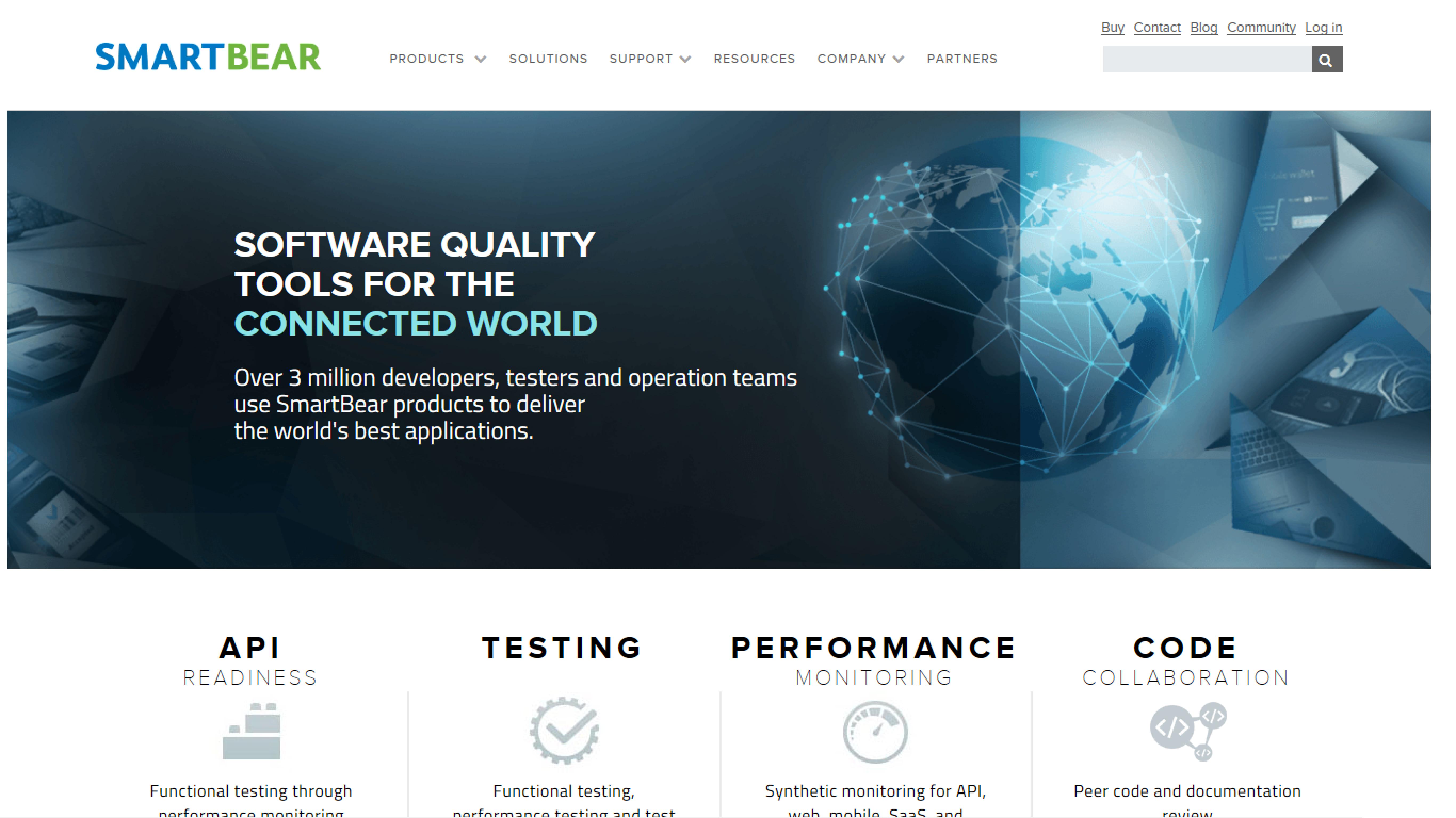 Connect Distribution dystrybutorem SmartBear Software