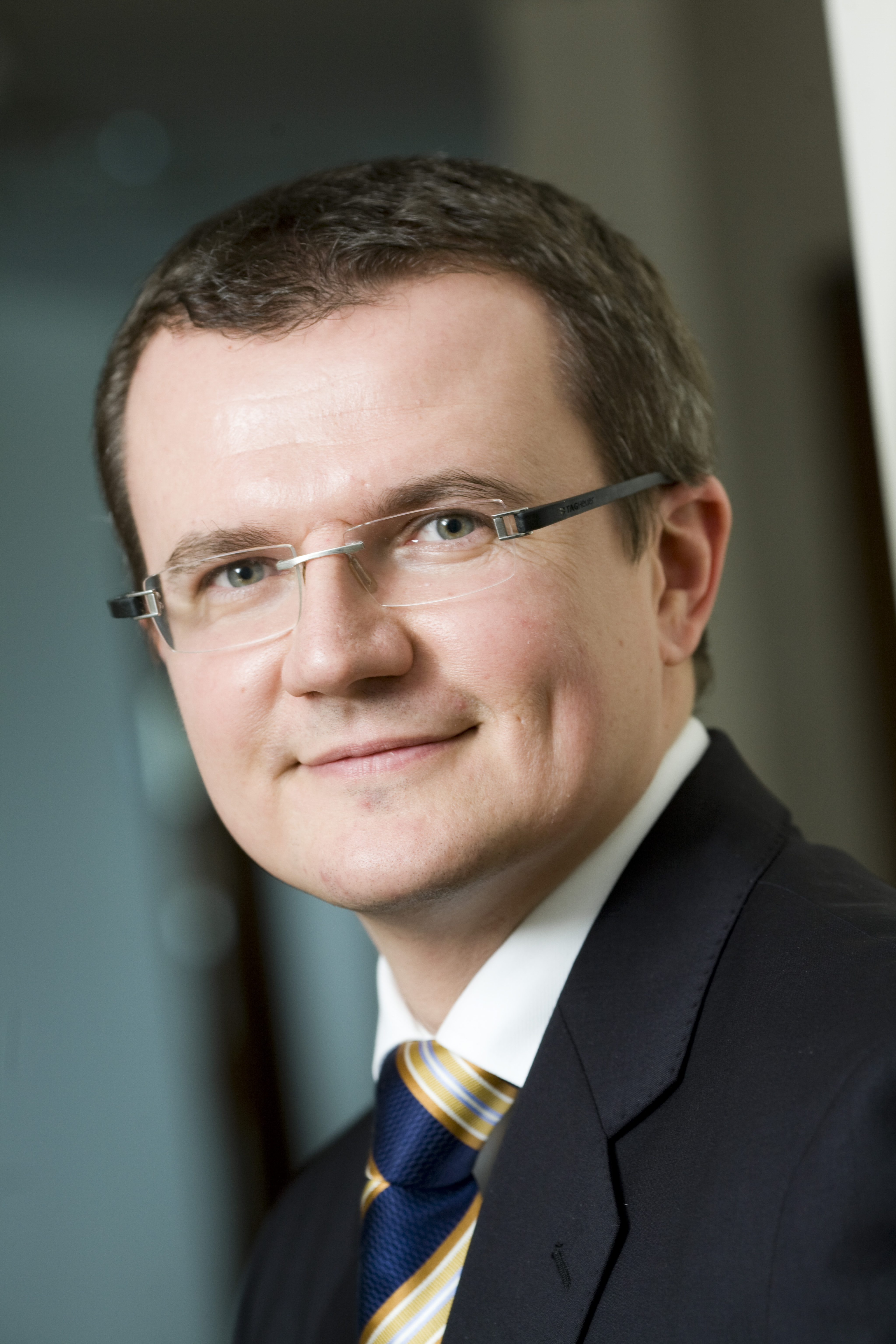 Norbert Biedrzycki szefem Atosa w Polsce