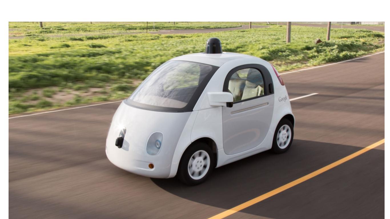 Ford wyprodukuje auta bez kierowcy dla Google'a