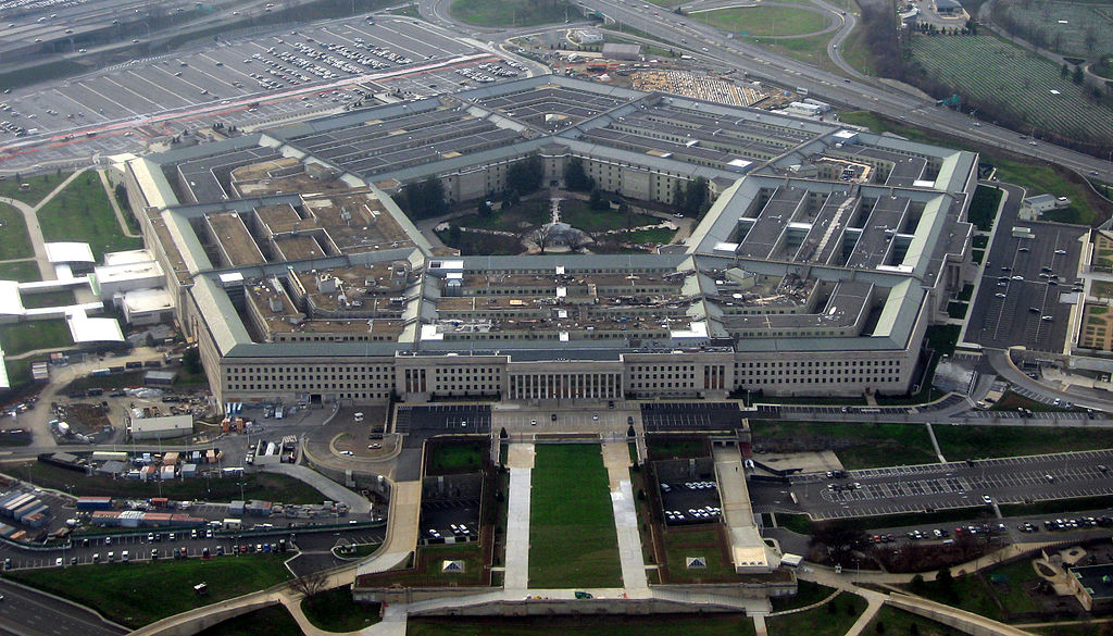 Z Google do Pentagonu