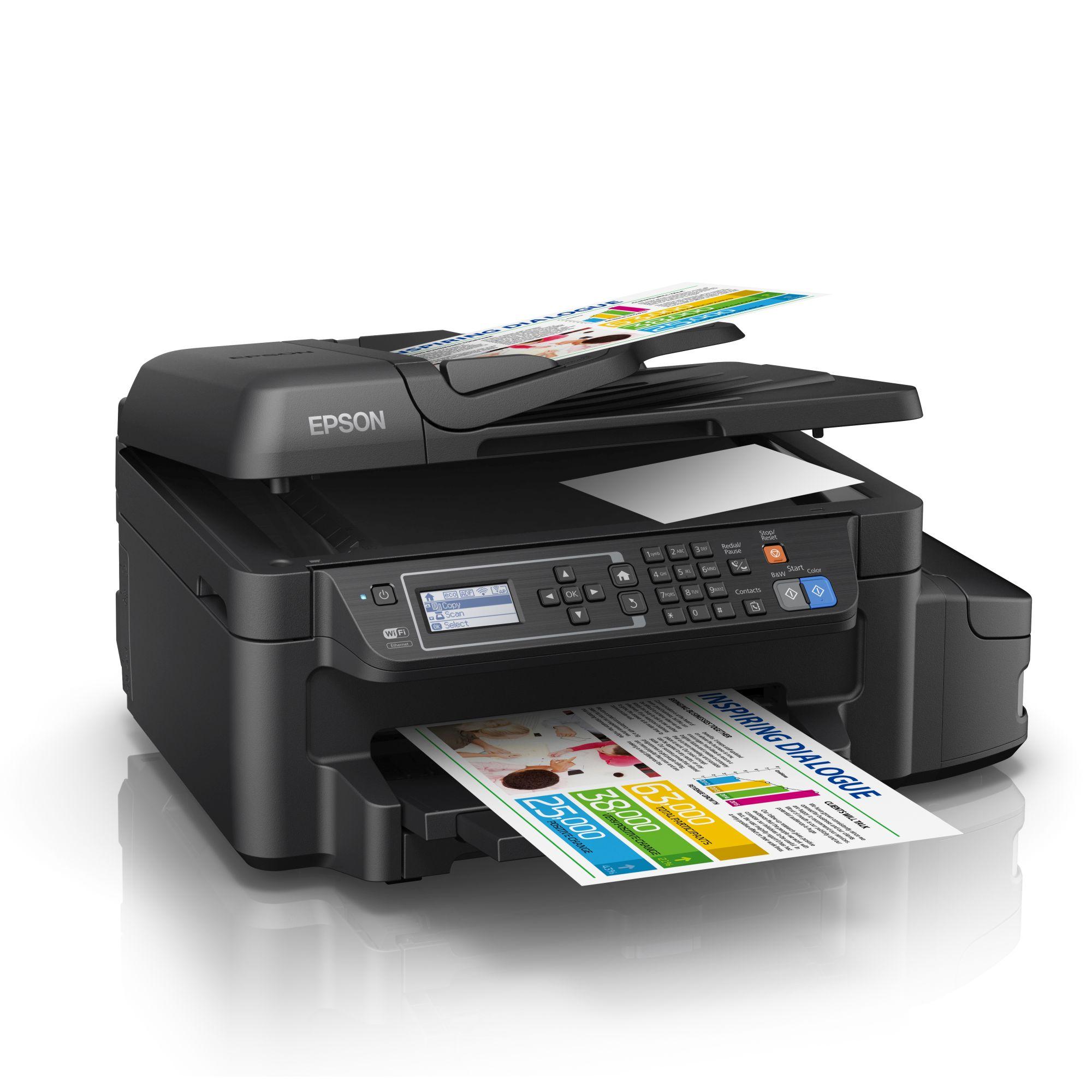 Epson: drukarka 4 w 1 z dolewanym tuszem