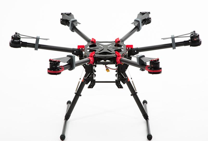 Szybko rośnie eksport chińskich dronów