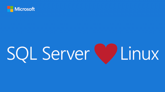 Microsoft udostępni SQL Server dla systemu Linux