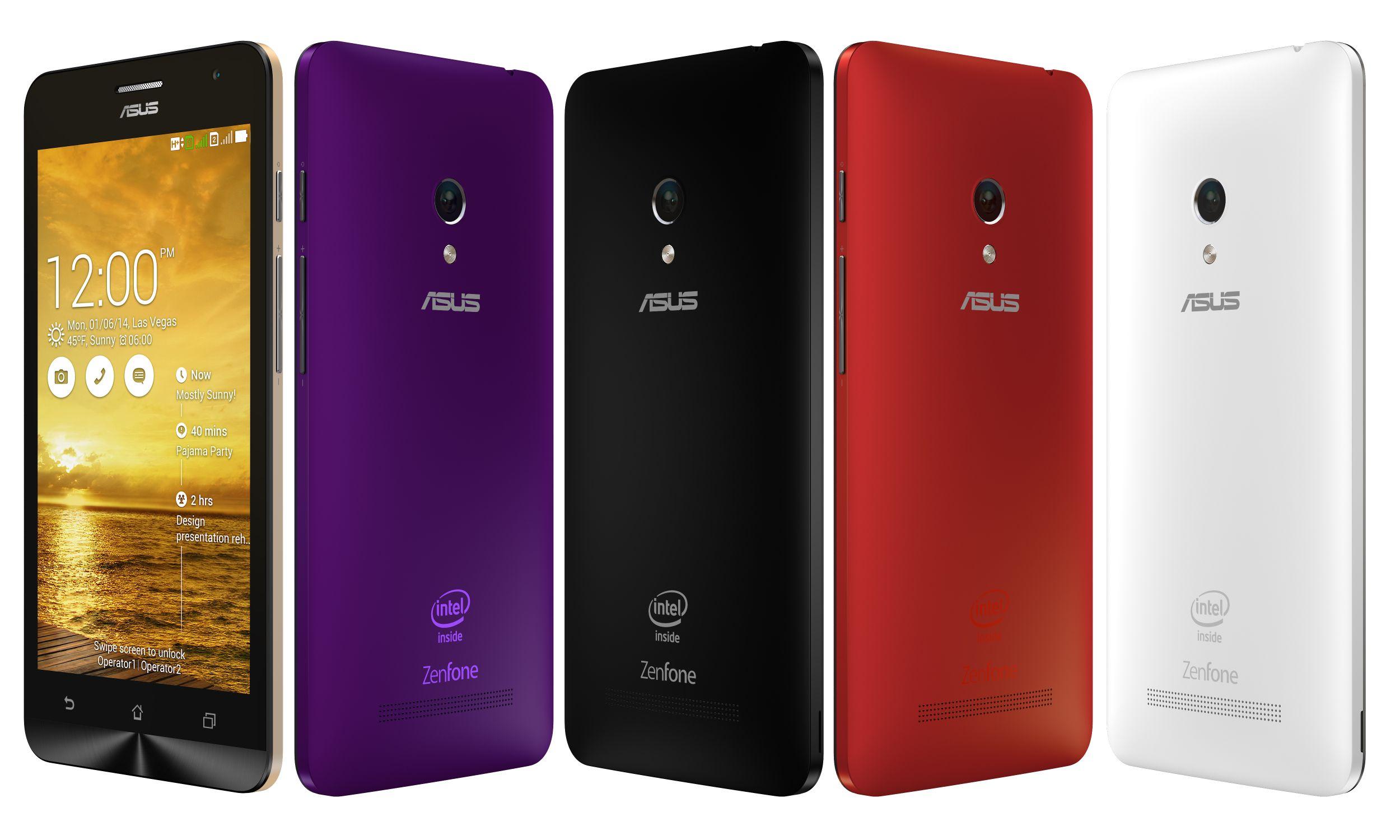 Nowa generacja smartfonów Asusa