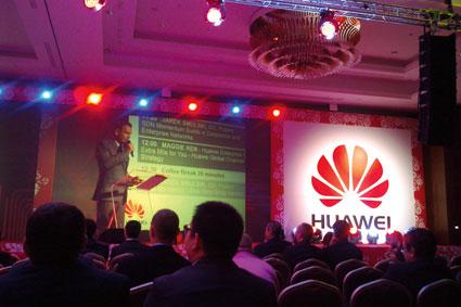 Huawei w Polsce tylko z partnerami