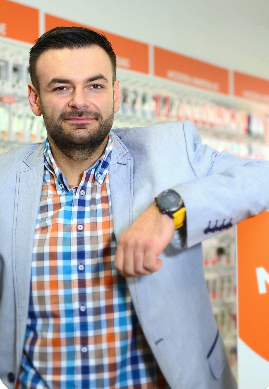 Nowy szef sprzedaży Jabry w Polsce